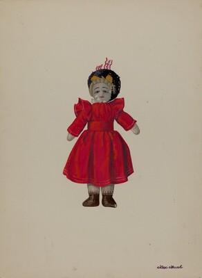 Rag Doll - Tilly