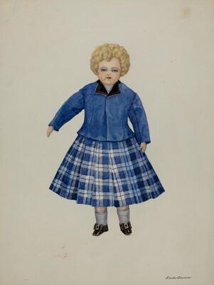 Doll - Leslie Simpson