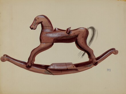 Hobby Horse Toy