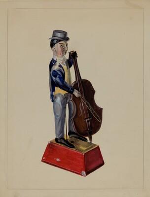 Man with Cello