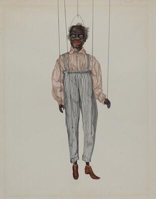 Puppet - Cotton Picker