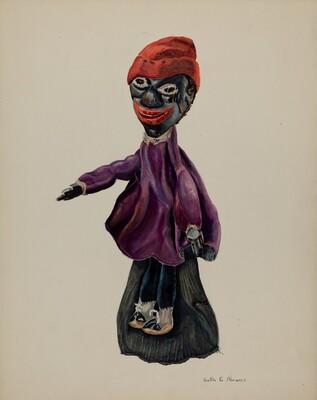 Sambo Hand Puppet