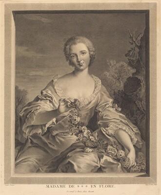 Mme. XXX en Flore
