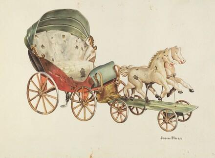 Calash and Horses
