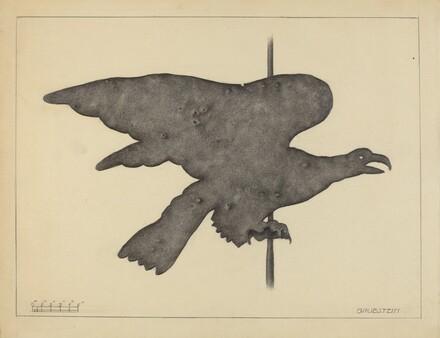 Weather Vane - Eagle