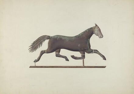 Weather Vane - Horse