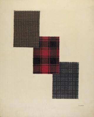 Zoar Cloth Samples