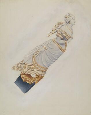 Figurehead: Belle of Bath