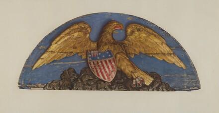 Sternpiece: Eagle