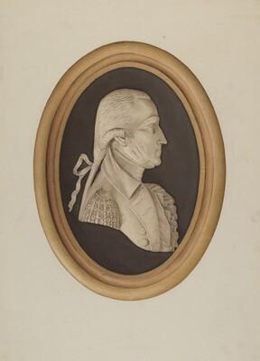 Bust of Washington