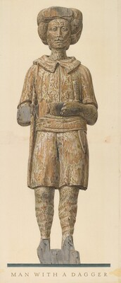 Circus Wagon Figure
