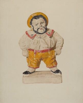Figure of a Sailor