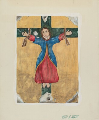 Painting of St. Liberata