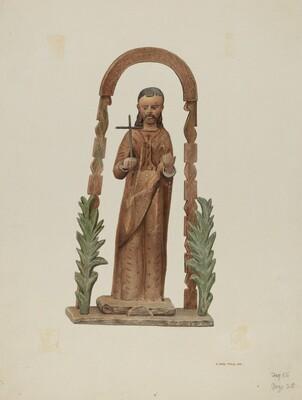Santo (St. Francis)