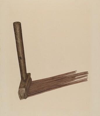 Hatchel (Flax Comb)