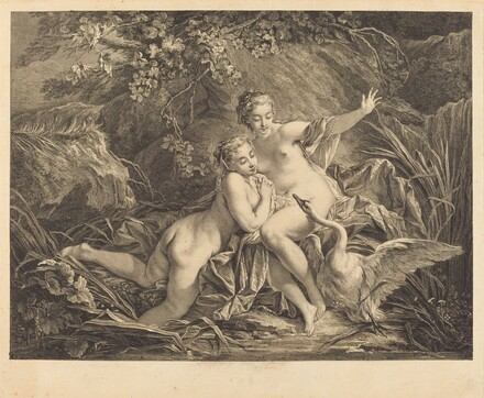 Jupiter and Leda