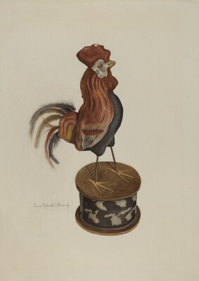 Toy Rooster