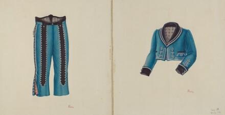Jacket and Pants