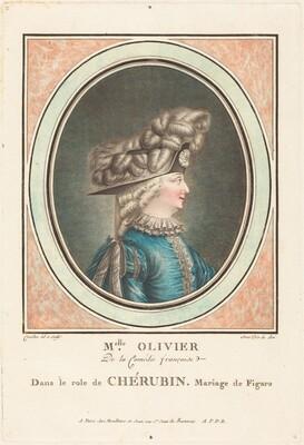 Mademoiselle Ollivier