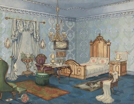 Bedroom, 1882