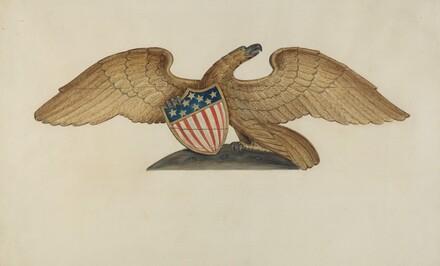 Sternpiece - Eagle