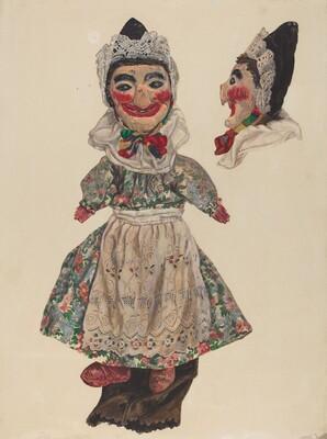 Puppet: Judy