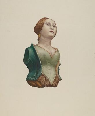 Half-Length Figure