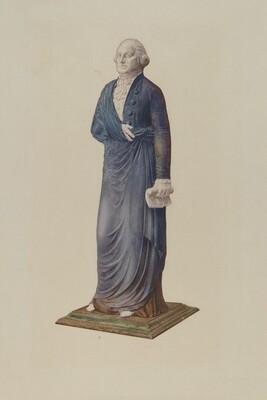 Garden Figure - George Washington