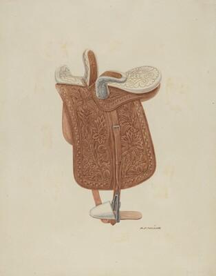 Child's Side Saddle
