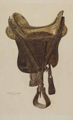McLellan Saddle