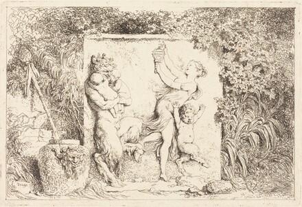 The Satyrs' Dance (Danse de satyres)