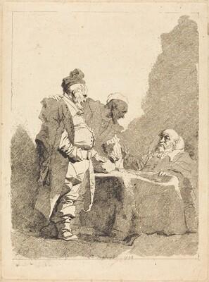 The Tax Collectors (Les traitants)
