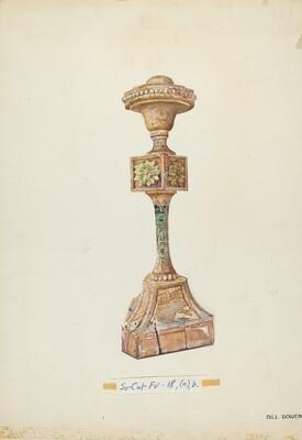 Ceremonial Candlestick