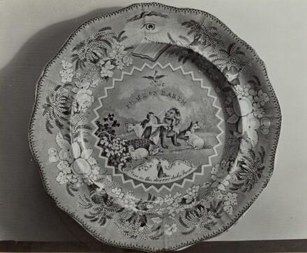 Plate - Millenium