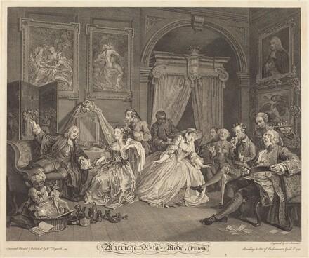Marriage a la Mode: pl.4