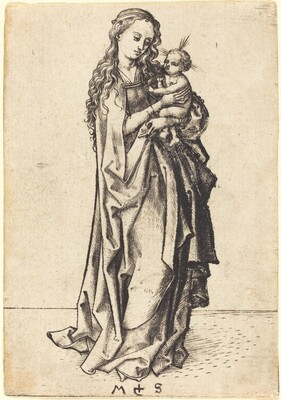 The Small Madonna and Child