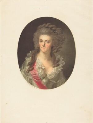 Frederica Sophia Wilhelmina of Prussia, Princess of Orange Nassau