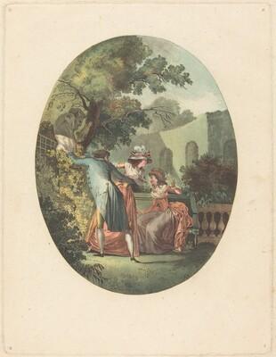 La statue du dieu Pan (Statue of the God Pan)