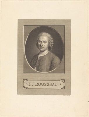 Frontispiece: J.J. Rousseau