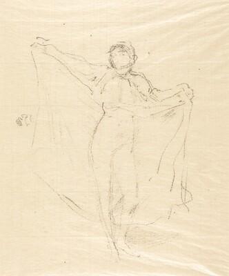 La Danseuse - A Study of the Nude
