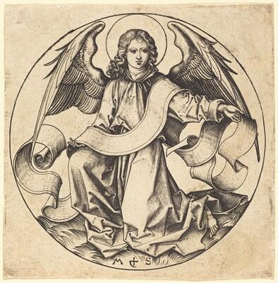 The Angel of Saint Matthew