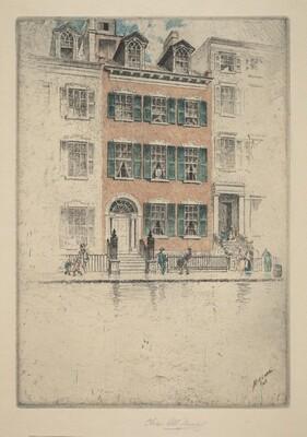 Ericsson's House, Beach Street