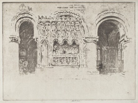 The Founder's Tomb,  Church of Saint Bartholomew the Great