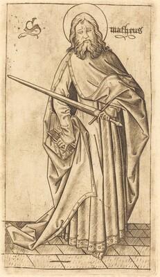 Saint Matthew (Saint Paul?)