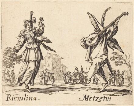 Riciulina and Metzetin