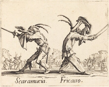 Scaramucia and Fricasso