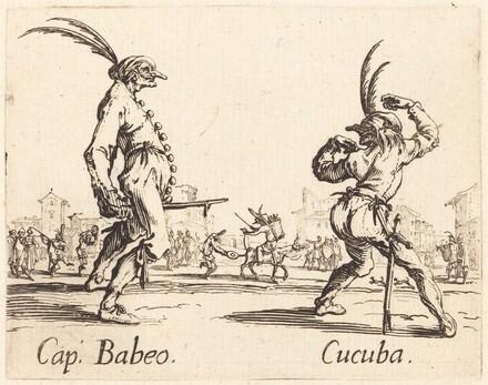 Cap. Babeo and Cucuba
