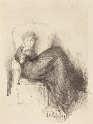 Study - Maude Seated