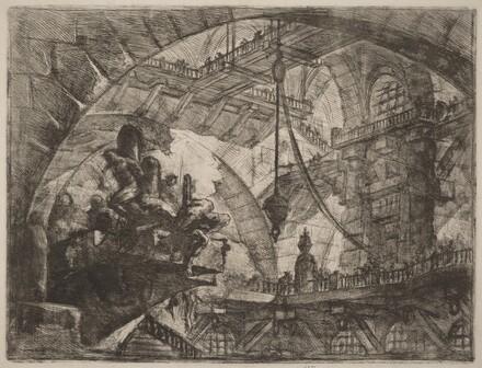 Prisoners on a Projecting Platform