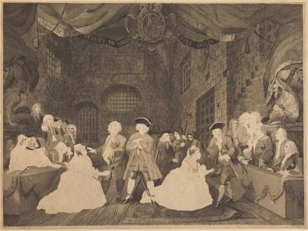 Beggar's Opera, Act III